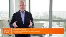 Dossier Aménagement du territoire : Interview de Pierre Louette, Directeur général délégué du Groupe Orange
