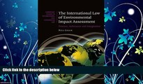 different   The International Law of Environmental Impact Assessment: Process, Substance and