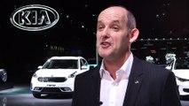 2016 Paris Motor Show - Interview Michael Cole, Kia Motors Europe COO