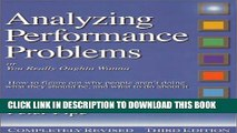 Collection Book Analyzing Performance Problems: Or, You Really Oughta Wanna--How to Figure out Why