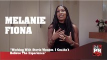 Melanie Fiona - Working With Stevie Wonder, I Couldn't Believe The Experience (247HH Exclusive) (247HH Exclusive)