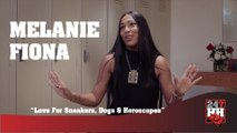 Melanie Fiona - Love For Sneakers, Dogs & Horoscopes (247HH Exclusive) (247HH Exclusive)