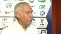 Foot - Elim. Euro 2017 (E) - Bleuets : Diop est «quelqu'un de très impressionnant» pour Mankowski