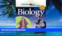 Big Deals  Homework Helpers: Biology (Homework Helpers (Career Press))  Free Full Read Most Wanted