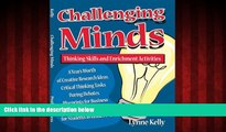 Free [PDF] Downlaod  Challenging Minds: Thinking Skills and Enrichment Activities  BOOK ONLINE