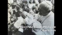 Visite de Jean-Paul II, souvenir de Mgr Barbarin