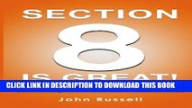 Collection Book Section 8 Is Great: The Blueprint For Section 8 Wealth