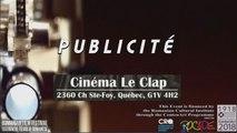 PUBLICITÉ | FESTIVAL DU FILM ROUMAIN - Cinéma Le Clamp - Quebec octobre 2016