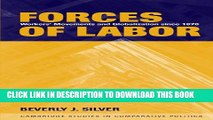 Collection Book Forces of Labor: Workers  Movements and Globalization Since 1870 (Cambridge