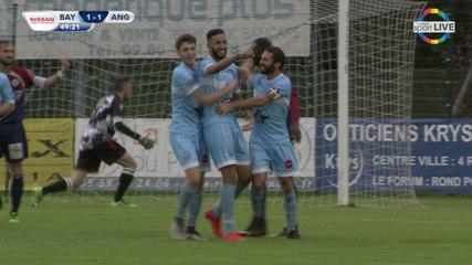 CFA 2 (J5) : Aviron Bayonnais FC vs Angoulême Charente FC