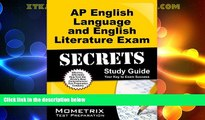 Big Deals  AP English Language and English Literature Exam Secrets Study Guide: AP Test Review for