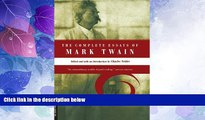 Big Deals  The Complete Essays Of Mark Twain  Best Seller Books Most Wanted