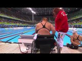 Swimming | Women's 50m Backstroke S5 final | Rio 2016 Paralympic Games