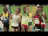 Athletics | Men's 1500m - T46 Final | Rio 2016 Paralympic Games