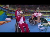 Swimming | Women's 50m Backstroke S4 final | Rio 2016 Paralympic Games
