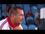 Wheelchair Fencing | China v Hungary Women's Foil Team Gold Medal Match | Rio 2016 Paralympic Games