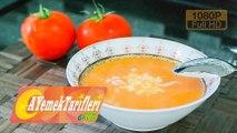 Domates Çorbası Nasıl Yapılır? | Domates Çorbası Tarifi
