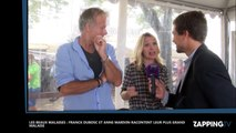 Les Beaux Malaises : Franck Dubosc et Anne Marivin racontent leur plus grand malaise