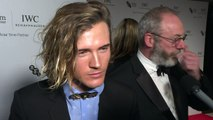 Dougie Poynter wants to be the first Bond with long hair