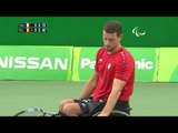 Day 9 morning | Wheelchair Tennis highlights | Rio 2016 Paralympic Games