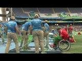 Athletics   Men's Shot Put - F54/55 Final   Rio 2016 Paralympic Games
