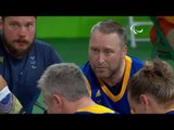 Wheelchair Rugby | France vs Sweden | Preliminary | Rio 2016 Paralympic Games
