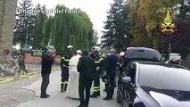 Le pape François prie pour les victimes du séisme à Amatrice