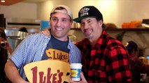 Gilmore Girls' Scott Patterson surprises fans at Luke's Diner pop-up