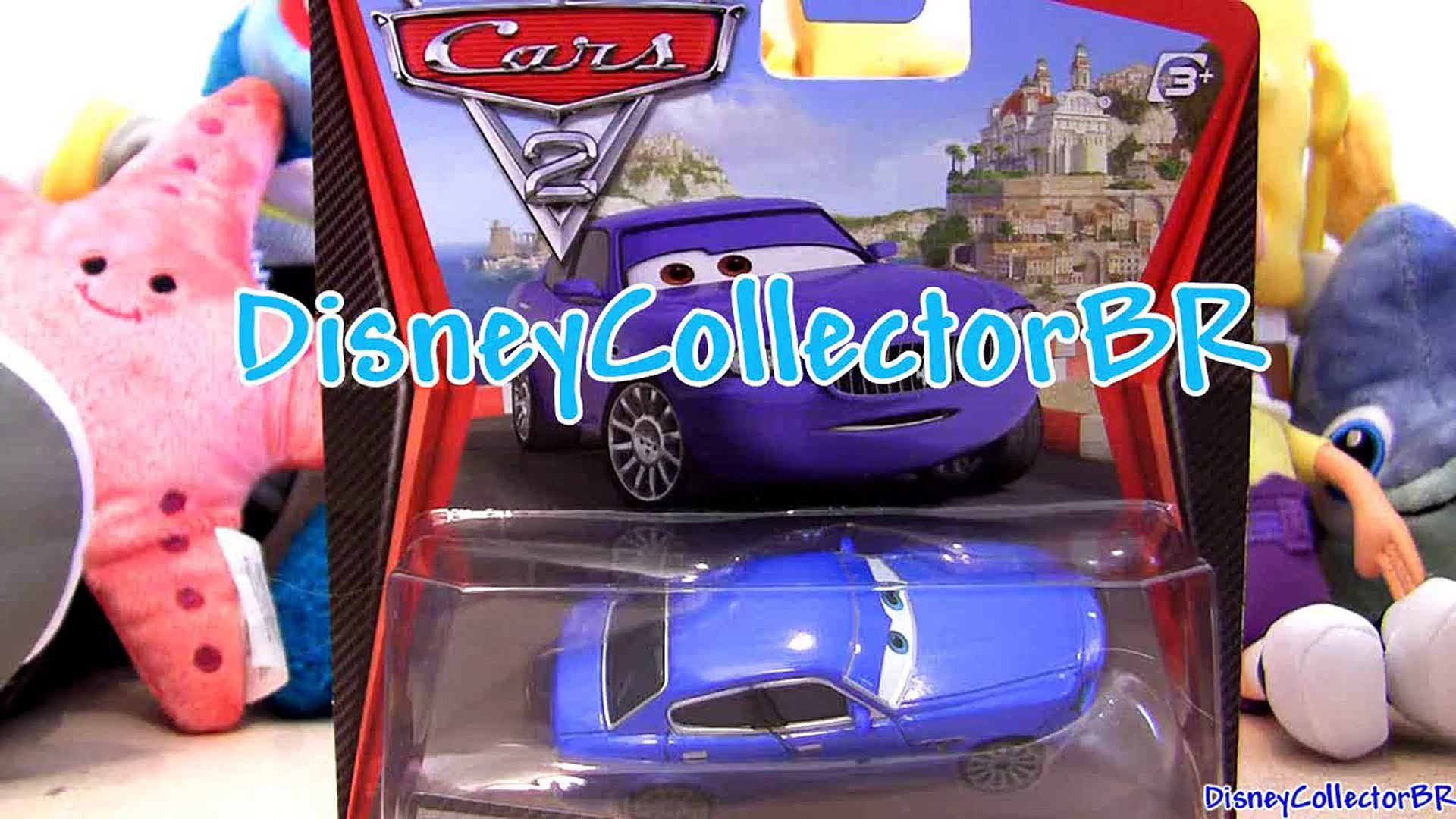 Disney Store Pixar Cars Dinoco Helicopter Die Cast Metallic Blue Bubble Pack NEW
