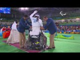 Wheelchair Fencing | GRE v POL | Men's Team Epee - Bronze | Rio 2016 Paralympic Games