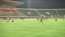 Burkina faso, Préparatifs du match entre les étalons et les Bafana bafana
