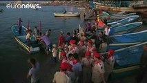 İsrail Gazze'ye giden gemiye müdahale etti