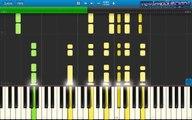 Piano Tutorial - Linkin Park feat. Jay-Z - Numb Encore
