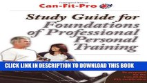[PDF] Study Guide for Foundations of Professional Personal Training Full Collection
