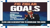 [PDF] Goals: Setting And Achieving Them On Schedule Popular Colection