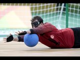 Day 8 evening | Goalball highlights | Rio 2016 Paralympics games