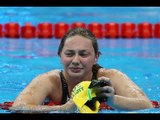 Swimming | Women's 50m freestyle S8 heat 2| Rio Paralympic Games 2016
