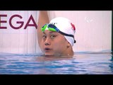 Swimming | Women's 50m backstroke S4 heat 1 | Rio Paralympic Games 2016