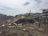 96 informes sobre irregularidades en edificaciones destruidas en terremoto