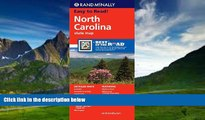 Big Deals  Rand McNally Folded Map: North Carolina (Rand McNally State Maps)  Free Full Read Most