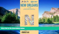Big Deals  Laminated New Orleans Map by Borch (English Edition)  Best Seller Books Most Wanted