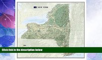 Big Deals  New York [Laminated] (National Geographic Reference Map)  Best Seller Books Most Wanted