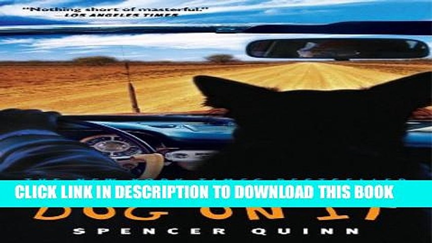 [PDF] Dog on It: A Chet and Bernie Mystery (The Chet and Bernie Mystery Series) [Full Ebook]   Godialy.com