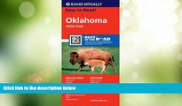 Big Deals  Rand McNally Folded Map: Oklahoma (Rand McNally State Maps)  Best Seller Books Most