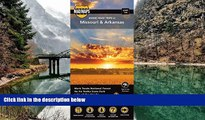 Big Deals  MAD Maps - Scenic Road Trips Map of Missouri and Arkansas - USRT110  Free Full Read