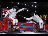 Wheelchair Fencing | China v Hong Kong | Women's Team Epee - Final | Rio 2016 Paralympic Games