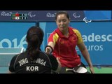 Day 8 evening | Table tennis highlights | Rio 2016 Paralympics games