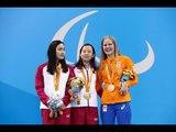 Swimming | Women's 100m Freestyle - S11 Final | Rio 2016 Paralympic Games