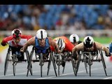 Athletics   Men's 800m - T53 Final   Rio 2016 Paralympic Games