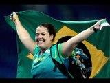 Athletics   Women's Shot Put - F35 Final    Rio 2016 Paralympic Games